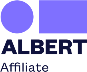 White Background Albert Affiliate